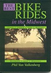 The Best Bike Rides in the Midwest por Philip Van Valkenburg