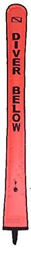 Storm open-cell Large Surface Marker Buoy - 6 ft - Orange by Storm Zubehör -