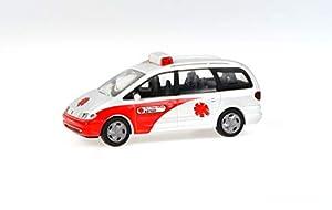 Rietze 50768Volkswagen Sharan Bjorn Steiger Fundación Van Modelo