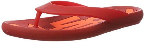 Camper Herren Dolphin Sandalen Rot (Medium Red 006)