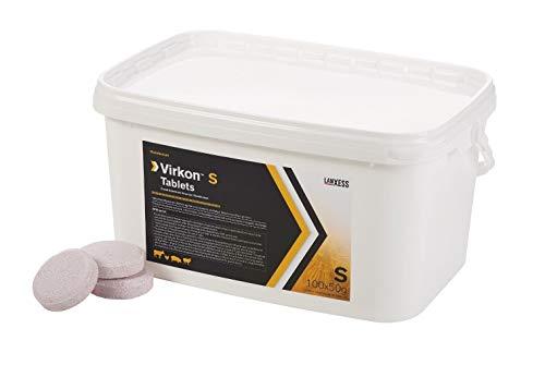 Chemours - Virkon S Multi-Purpose Disinfectant 50 Gm Tablets x Size: 100  Bulk Buy