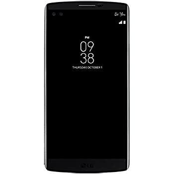 "LG V10 H960A 5.7"" Single SIM 4G 4GB 32GB 3000mAh Black - Smartphones (14.5 cm (5.7""), 32 GB, 16 MP, Android, 5.1.1, Black)"