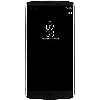 "LG V10 H960A Single SIM 4G 32GB Black - Smartphones (14.5 cm (5.7""), 32 GB, 16 MP, Android, 5.1.1, Black)"