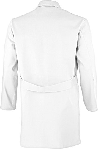 volkergonschorek–Manteau–Homme Blanc - Blanc