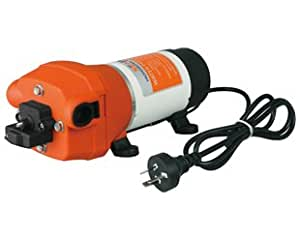 Seaflo SFDPA2 pompe à eau pression automatique, 230 Volt, 2,4 Bar, 12,5 LpM