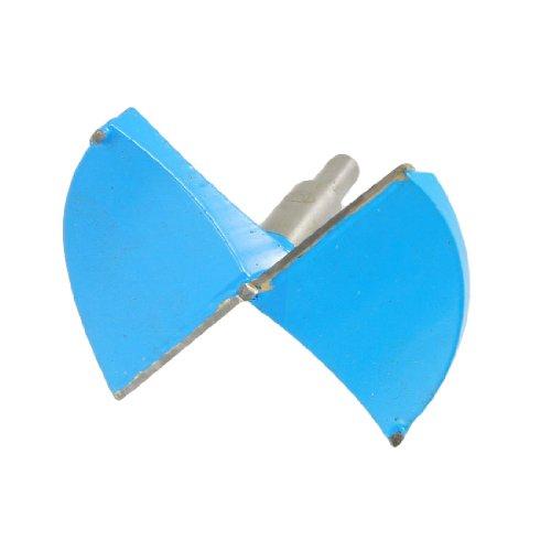 Sourcingmap a12091300ux0285 100 mm Cutting Durchmesser Scharnier langweilig Bit Bohren, Blau/Grau
