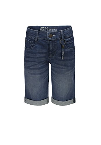 Lemmi Bermudas Jeans Boys BIG Kinder, Kinder Jungen blue denim