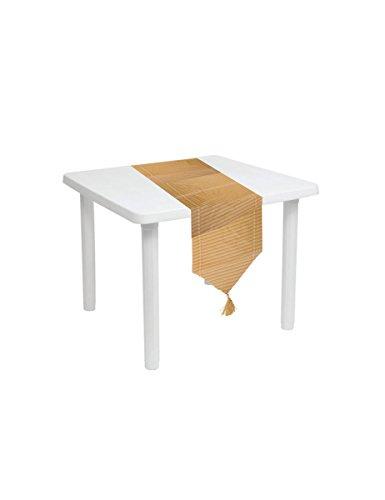 Generique - Tischläufer aus Bambu Aloha 150 x 28 cm