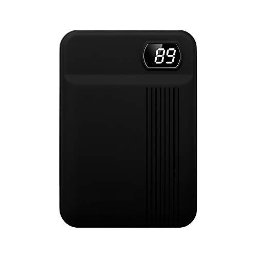 V-TAC Power Bank tragbares Smartphone 10000 mAh LDC 2 Ausgang USB 2,1A - SKU 8850 LCD Display Ldc Display