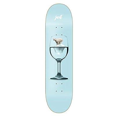 "Jart Warning 8.125"" LC Skateboard Deck"