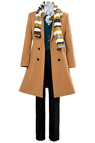 Pendragon Kostüm - Karnestore Fate/Grand Order Arthur Pendragon Freizeitkleidung FGO Third Anniversary Outfit Cosplay Kostüm Herren XXL