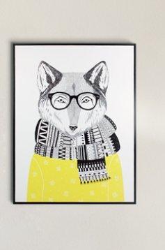 Patait Modernen Minimalistischen Wohnzimmer Hängende Gemälde, Frische  Kleine Wandbilder, Sofa Wand, Panda Malerei, Kinder  Schlafzimmer  Dekoration, 42*52, ...