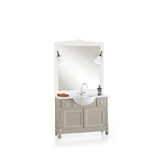 735 Lampe (Estense-Mobile Bad aus Massivholz L 108P 36/50+ Spiegel und Lampen 735a423a861a)
