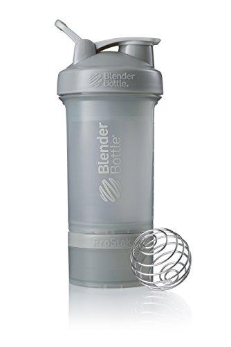 BlenderBottle ProStak Full Color Botella Agua Accesorios