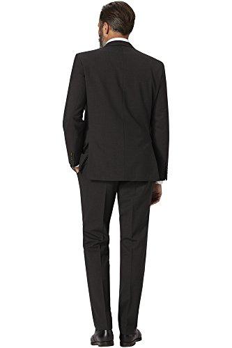 Baumler Slim Fit, Completo Uomo Grigio