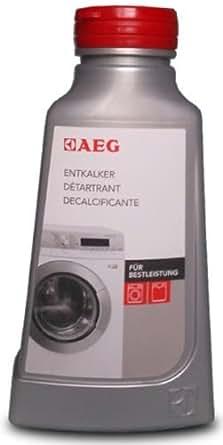 AEG 9029791044 Entkalker für Waschmaschinen und Geschirrspüler 200 g