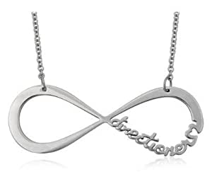 Un collier Infinity Direction