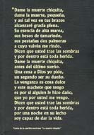 Las muertes chiquitas por Mireia Sallarés