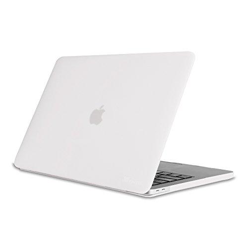 Fintie Hülle für MacBook Pro 13 (2018/2017/2016 Freisetzung) - Ultradünne Matt Gummierte Hartschale Tasche Snap Case für MacBook Pro 13