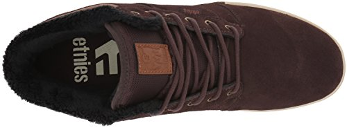 Etnies JEFFERSON MID 4101000398 Herren Sneaker Brown/Brown