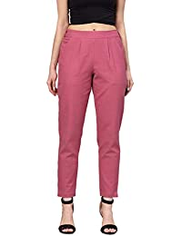 Jaipur Kurti Women's Regular Fit Pants