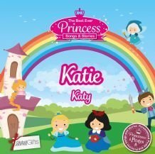 Princesses and Pirates - Personalised Songs & Stories for Kids (Katie)