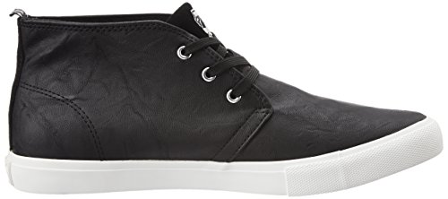 British Knights DEVON MID UOMINI ALTE SNEAKERS Nero