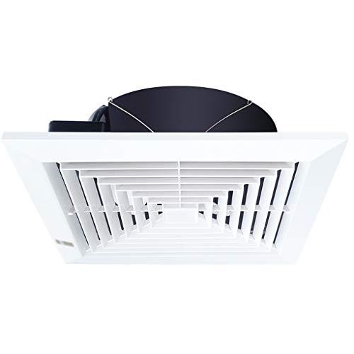 Ventilador De Ventilación De 10 Pulgadas, Ventilador De Escape del Baño Potente...