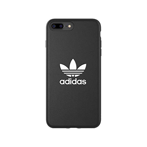 adidas Originals Moulded Case Basic for iPhone 6+/6s+/7+/8+ Black/White