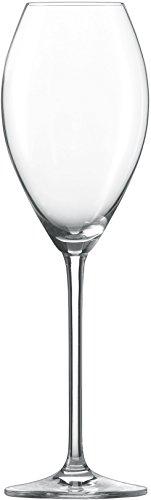 Schott Zwiesel 7544462 Coffret de 6 Flûtes à Champagne Cristal Transparent 25,3 cl