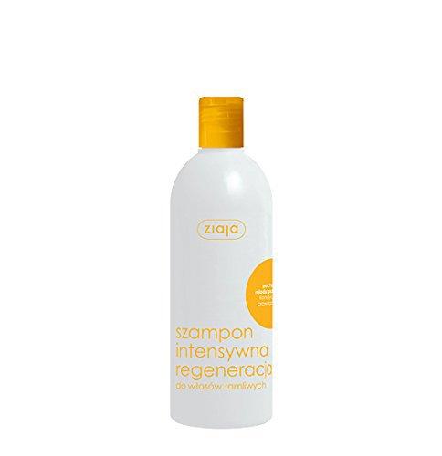 Ziaja–regeneración pelo champú con extracto de miel–para cabello frágil–400ml
