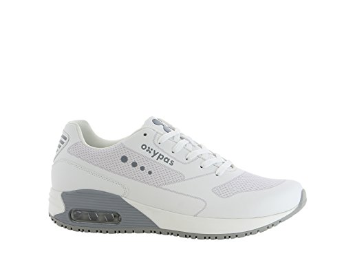 Oxypas ElaS3801lgr Arbeitsschuhe Ela, Sneaker, Schutzklasse SRC