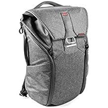 Peak Design Everyday Backpack Sac à dos Charbon de bois - étuis et housses d'appareils photo (Sac à dos, Universel, Compartiment pour Notebook, Charbon de bois)