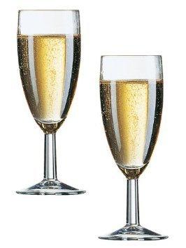 Arcoroc Champagnerglas Set Reims