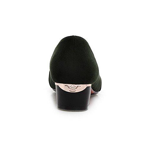 BalaMasa, Scarpe col tacco donna Verde scuro