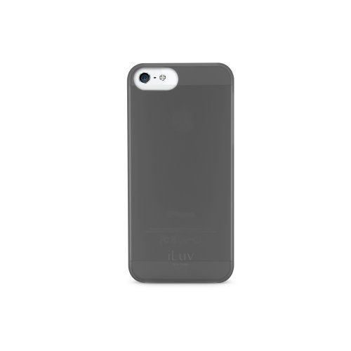 Iluv ICA7H305BLK Hardshell CASE Iphone 5 Black Schwarz
