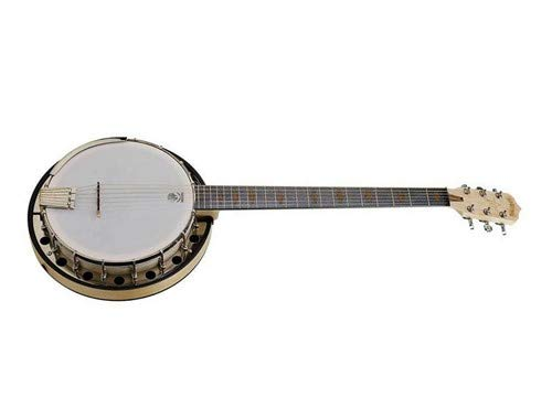 Deering G6SR Goodtime Six mit Resonator-Banjo
