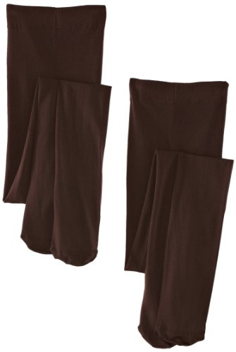 PEX Opaque 2 Pairs Girl's Tights
