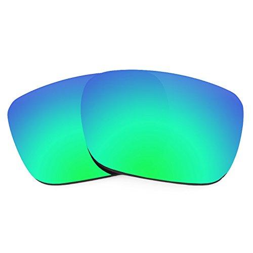 Revant Ersatzlinsen für Spy Optic Helm Emerald Grün MirrorShield®