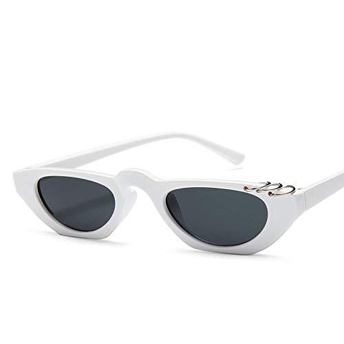 DuangBou Sonnenbrille | UV400 | Laufen | Arbeit | Schutzbrille | Weiss