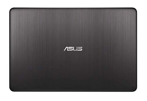 (Renewed) Asus Vivobook X540MA-GQ024T 15.6-inch Laptop (Intel Celeron N4000/4GB/500GB/Home windows 10/Built-in Graphics), Chocolate Black Image 3