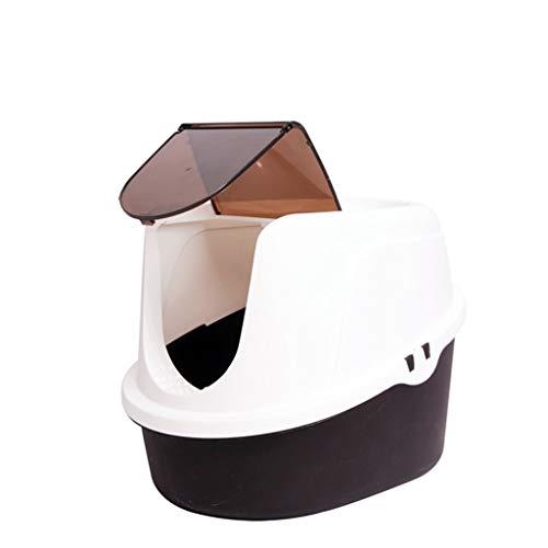 Toilette Gatti Lettiera for gatti portatile Cassetta for lettiera Curver Lettiera for animali domestici Cassetta for lettiera semiautomatica Cassetta for lettiera for gatti Cassettiera for toilette ad