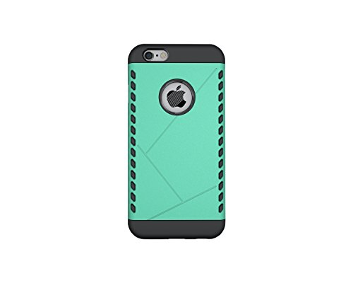 CruzerLite Spartan Dual Protection Hülle für Apple iPhone 6 Plus gold Teal