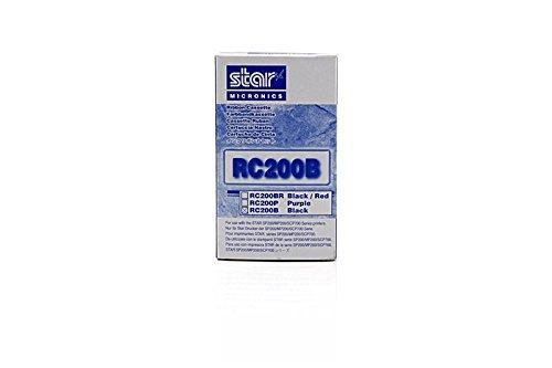 Preisvergleich Produktbild Star-Micronics SP 200 - Original Star Micronics / RC-200B Nylonband Black -