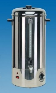 Saro 317-2000 Glühwein- und Heißwasserkessel Modell Hot Drink, 19 L, 2400 W