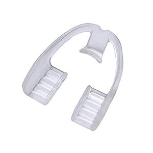WINOMO 2Pcs Zähne Schiene Zähneknirschen