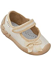 ARS Botas para Niñas Zapatillas Estar por casa per Nina Zapatos Bebe Niña Plantilla de Cuero