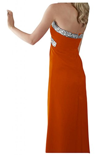 TOSKANA BRAUT -  Vestito  - stile impero - Donna Orange