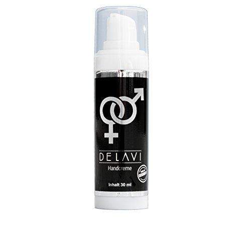 DELAVI Handcreme mit Jojobaöl ideal für die tägliche Anwendung und für jeden Hauttyp, Hand creme zieht schnell ein, 30 ml | für rissige und trockene Hände | Spender | Männer | Jojobaöl | Schnell einziehend | Handpflege | Handcreme Mini | nicht fettend | für jeden Hauttyp geeignet | Entzündungshemmend | außergewöhnlich gute Verträglichkeit | schützt die Haut vor Austrocknung | unterstützt langanhaltende Bräune | duftet angenehm neutral | zieht sofort ein | 30ml | DELAVI
