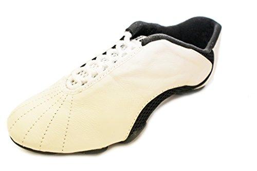 Bloch - Baskets de Danse 570 Amalgam - Différentes Couleurs Noir / Blanc